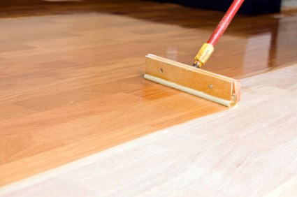 Floor Refinishing in Randallstown, MD by Harold Howard's Painting Service