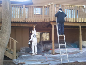 Deck Staining Services Ellicott City, MD