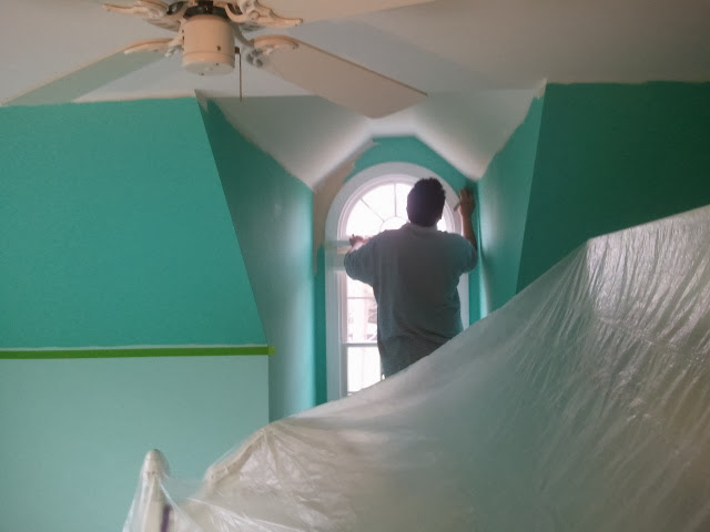 Interior Painting Child Bedroom Columbia, MD